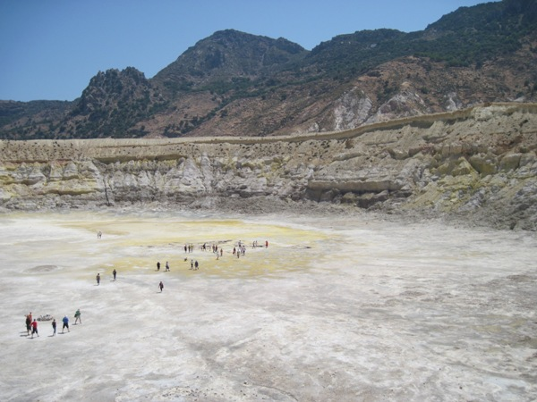 Вулкан Нисироса, Кос