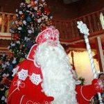 Сказочная резиденция Деда Мороза в Великом Устюге
