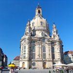 Дрезден. Церковь Фрауэнкирхе