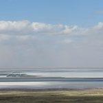 Озеро Баскунчак. Астраханская область