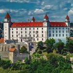 Жемчужина Дуная — Братислава
